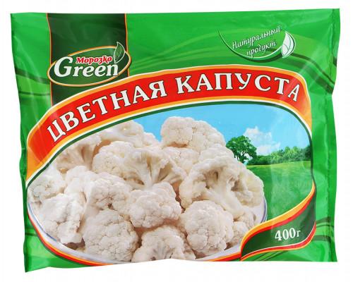 Капуста цветная ТМ Морозко Green, 400 г