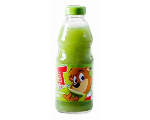 Напиток Теди Радужный морковь/банан/яблоко/киви 0.3л ст/б