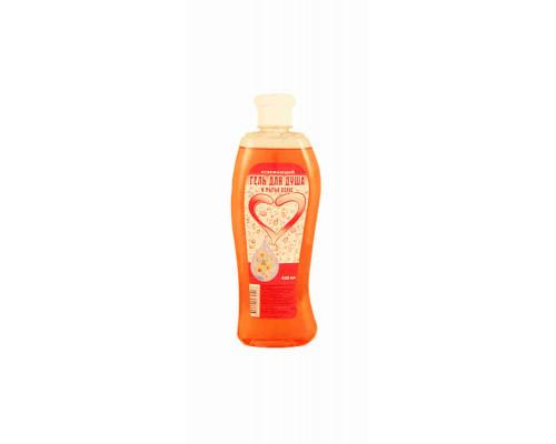 Гель д/душа и мытья волос Освежающий 420мл