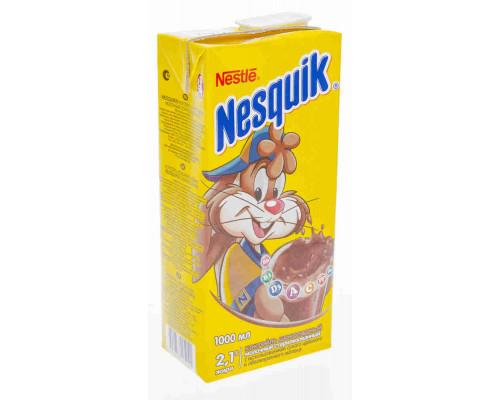 Коктейль ТМ Nesquik, молочный шоколадный, 1 л