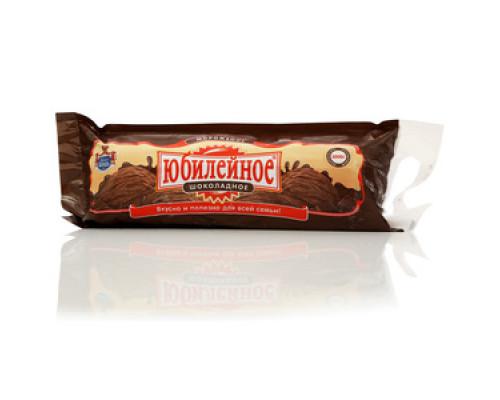 Мороженое шоколадное ТМ Юбилейное домашнее 10%
