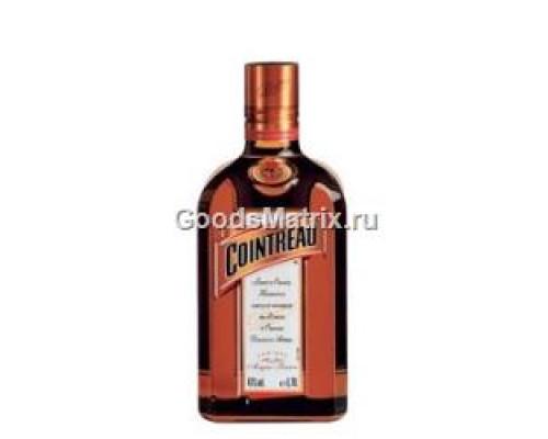 Ликер ТМ Cointreau (Куантро), 40%, 0,7 л