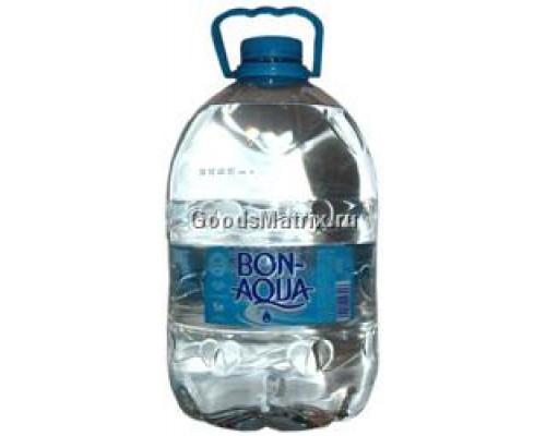 Чистая питьевая вода ТМ BonAqua (БонАква), 5 л