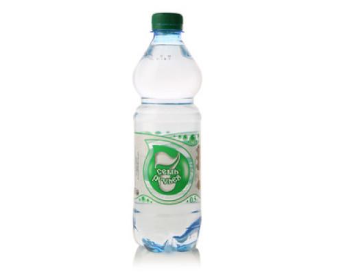 Вода минеральная артезианская негазированная ТМ Семь ручьев