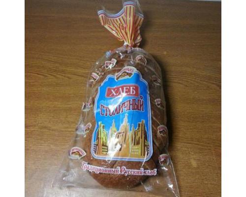 Хлеб Столичный ТМ Щелковохлеб, нарезка, 650 г