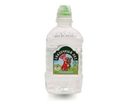 Вода питьевая чистая для детей с 0 мес ТМ Сказочный Лес