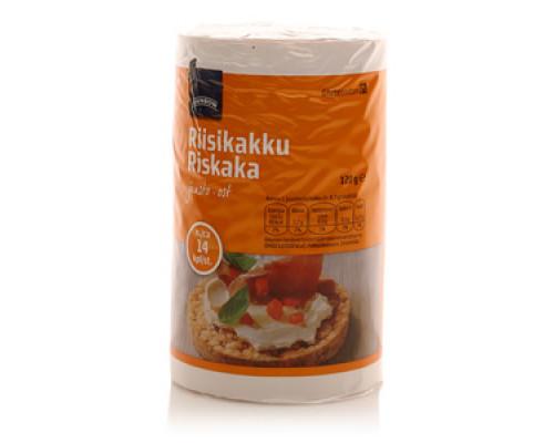 Галеты рисовые с сыром ТМ Rainbow (Рейнбоу)