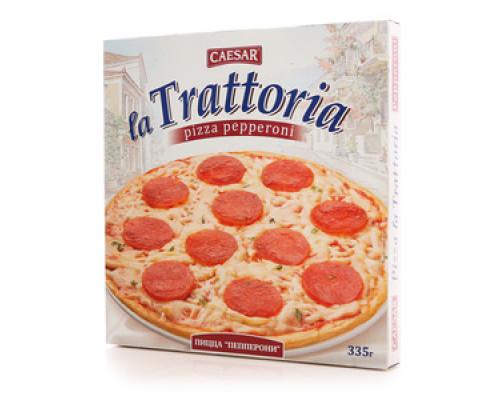 Пицца Пепперони la Tratoria TM Caesar (Цезарь)