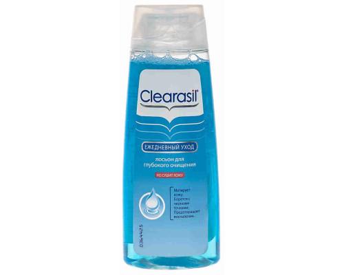 Лосьон Clearasil очищающий антибактериальный д/жирной кожи 200мл