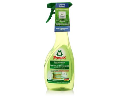 Очиститель для ванны и душа Зеленый виноград ТМ Frosch (Фроч)