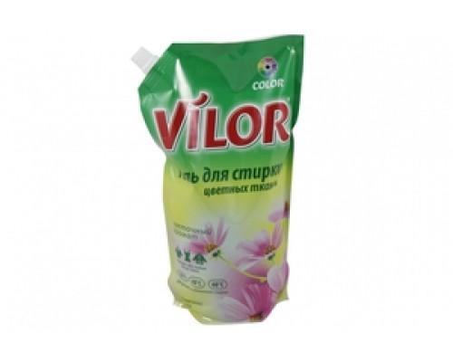 Гель для стирки цветных тканей ТМ Vilor (Вилор)