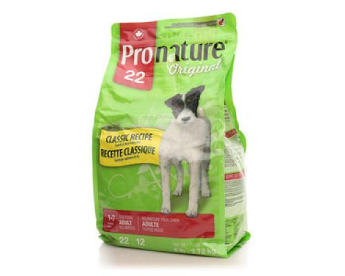 Корм для взрослых собак мясо ягненка и рис ТМ Pronature (Пронатюр)