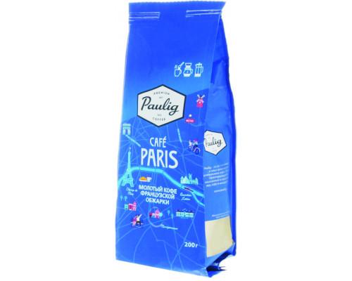 Кофе молотый ТМ Paulig (Паулиг) Cafe Paris , 200 г