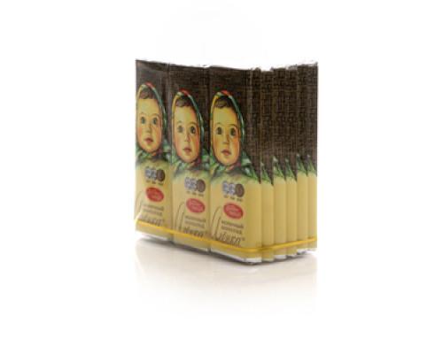 Шоколад молочный 18*20г ТМ Алёнка