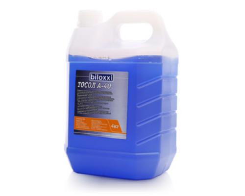 Тосол А-40 до -40 градусов (синий) ТМ Biloxxi (Билокси)