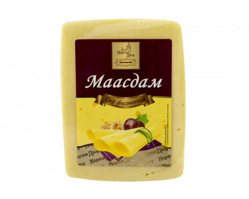Сыр Маасдам ТМ Карлов двор, 45%, 300 г