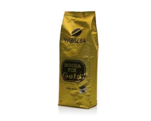 Кофе натуральный в зернах Mocca fix gold (Мокка фикс голд) ТМ Woseba (Восеба)