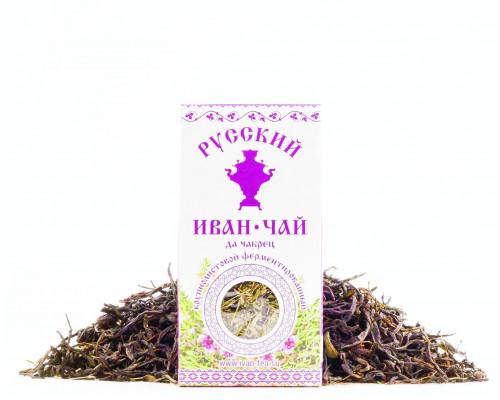 Напиток чайный Русский Иван-чай да чабрец 50 г