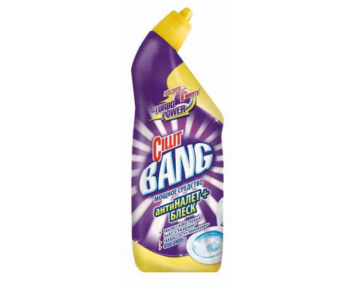 Чистящее средство Cillit Bang Цитрус антиналет+блеск. 450 мл
