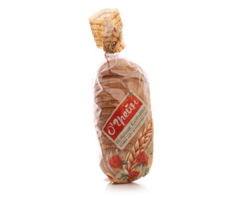 Хлеб подовый нарезанный в упаковке ТМ Дарница