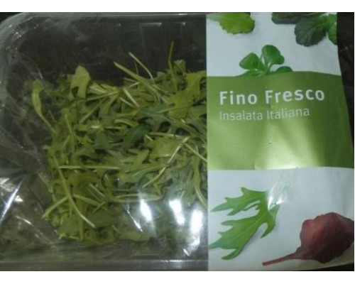 Зелень рукола ТМ Fino Fresco, 125 г
