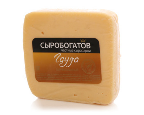 Сыр Гауда 45% ТМ Сыробогатов