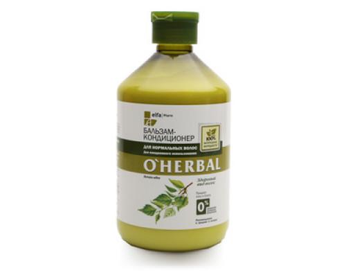 Бальзам-кондиционер ТМ O'herbal (О хербал)