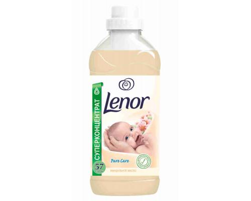 Кондиционер д/белья Lenor Миндальное масло 2л
