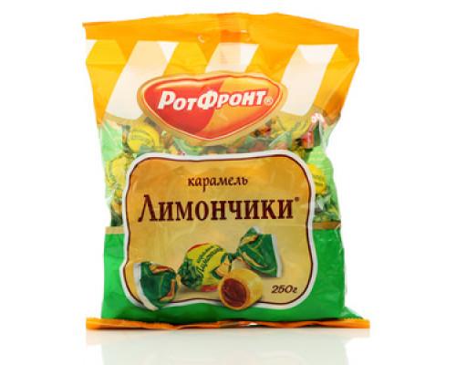 Карамель Лимончики ТМ РотФронт