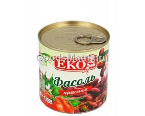Фасоль красная ТМ Eko (Эко) в томатном соусе, 420 г