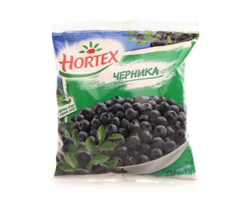 Черника свежезамороженная ТМ Hortex (Хортекс)
