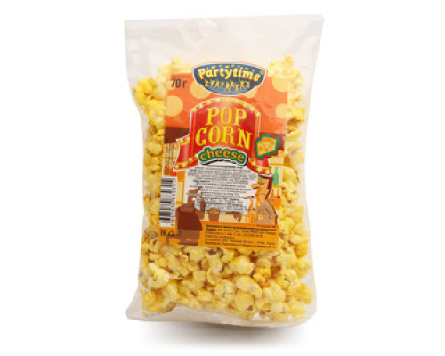 Кукуруза с сыром ТМ Partytime(Пэртитайм)