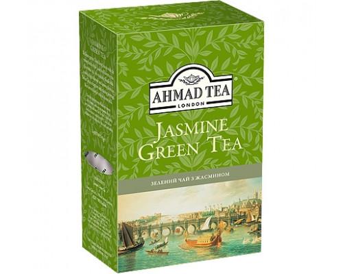 Зеленый чай ТМ Ahmad Tea (Ахмад Тиа) с жасмином, 100 г