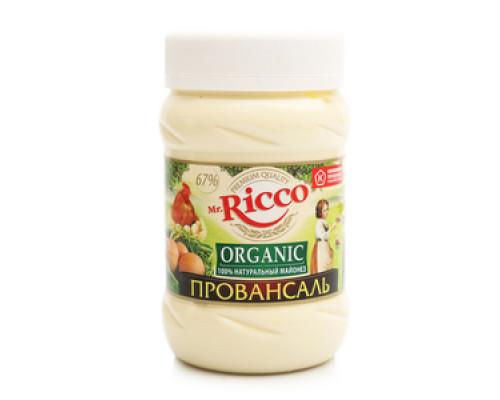 Натуральный майонез провансаль  67% ТМ Mr.Ricco(Мистер Рикко)