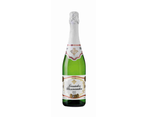 Шампанское Российское ИВ брют белое алк.10,5-13 % 0,75л