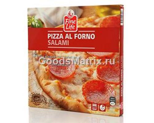 Пицца салями ТМ Fine Life (Файн Лайф), 320 г