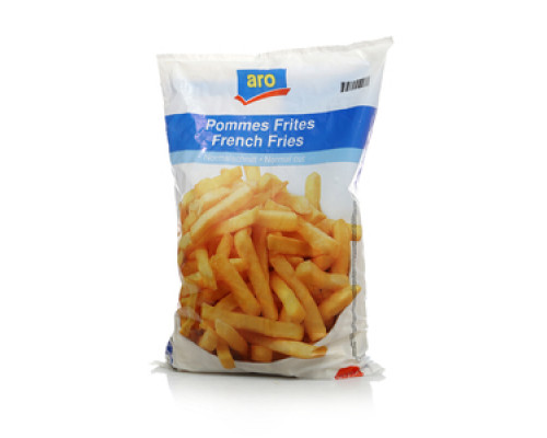 Картофель фри обжаренный замороженный ТМ Aro (Аро)