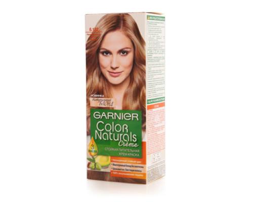 Стойкая питательная крем-краска 'Color Naturals' 8.132 натуральный светло-русый ТМ Garnier (Гарньер)