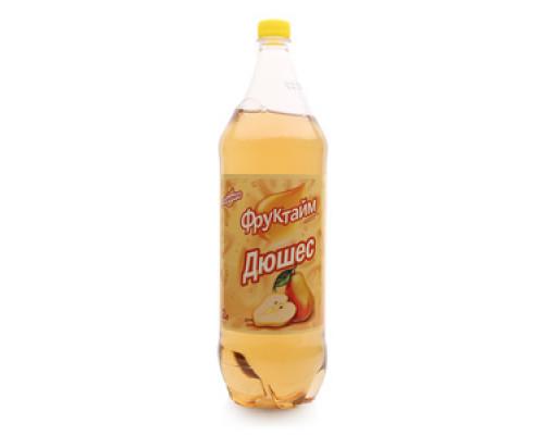 Дюшес сильногазированный безалкогольный напиток ТМ Фруктайм