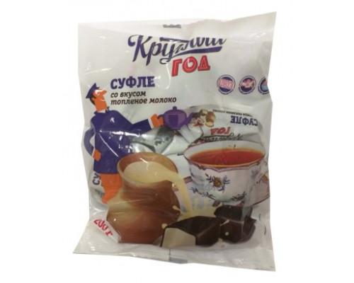 Суфле Круглый Год Аппетитно со вкусом топленого молока, 200 г