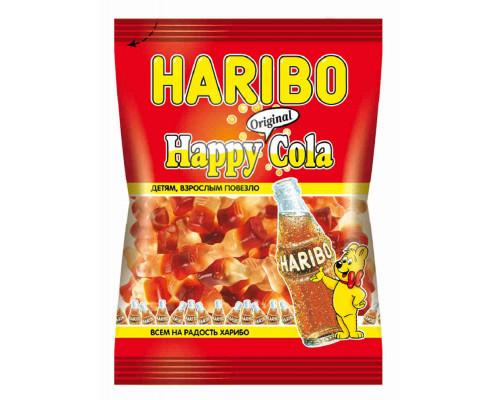 Мармелад жевательный Haribo Happy Cola 140г