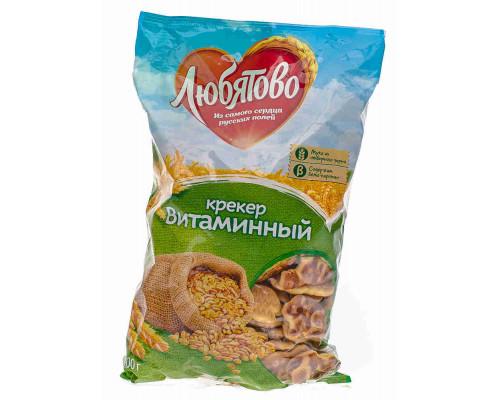 Крекер Любятово витаминный 400г