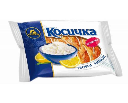 Косичка Каравай творог/лимон 50г