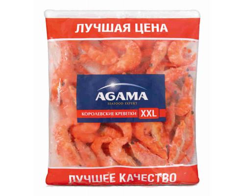 Креветки королевские Agama XXL с/г в/м 700г