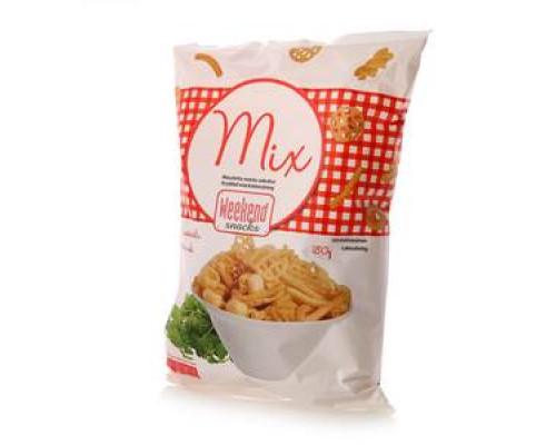 Снековый микс с пряностями ТМ Weekehd snacks (Викенд снэкс)