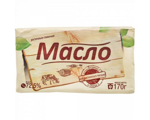Масло растительно-сливочное ТМ El Viento (Эль Виенто), 72,5%, 170 г