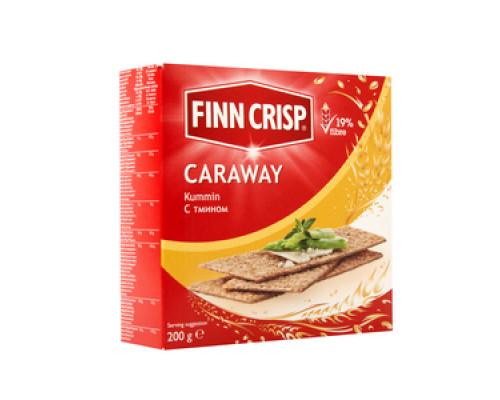 Сухарики Caraway с тмином ТМ Finn Crisp (Финн Крисп)
