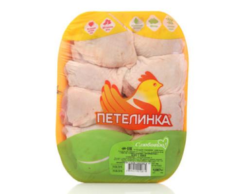 Бедро цыпленка-бройлера охлажденное ТМ Петелинка