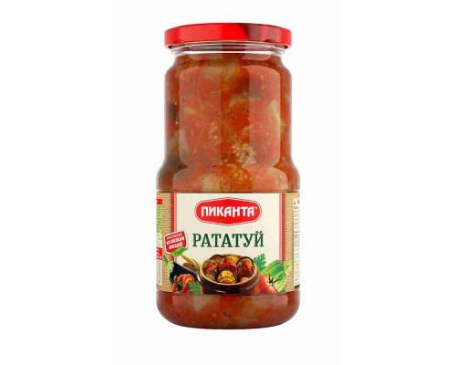 Рататуй Пиканта 520г ст/б