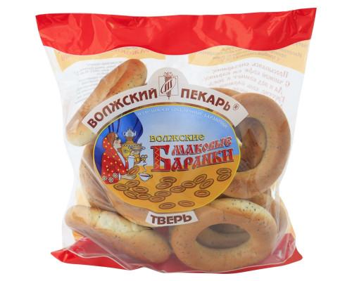 Баранки маковые ТМ Волжский пекарь, 500 г